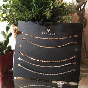 5 Costume choker necklaces free with purchase
